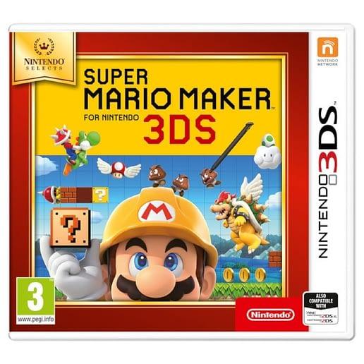 Super Mario Maker 3DS till Nintendo 3DS