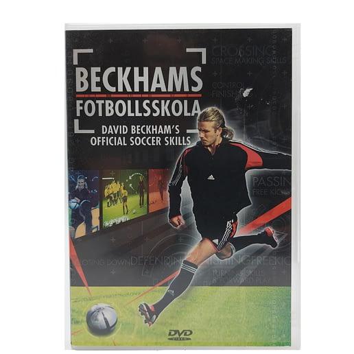 Beckhams Fotbollsskola David Beckham till DVD