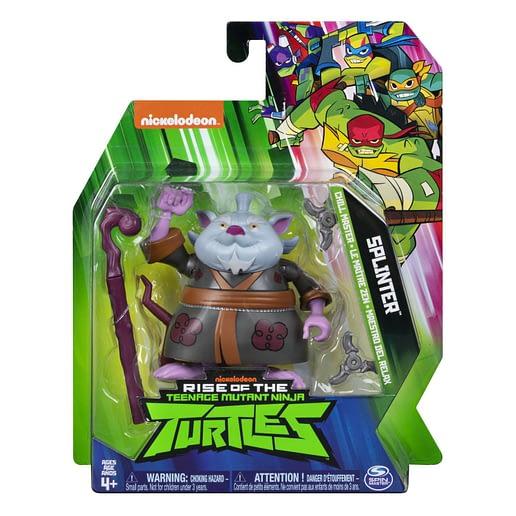 TMNT Rise of the Teenage Mutant Ninja Turtles Splinter