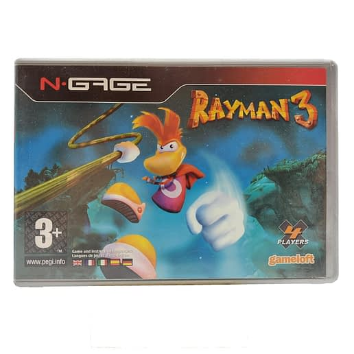 Rayman 3 till Nokia NGAGE