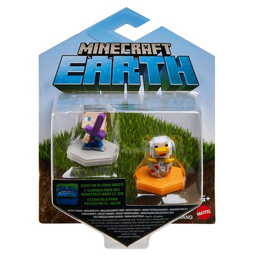 Minecraft Earth Boost Mini Figur Steve & Duck
