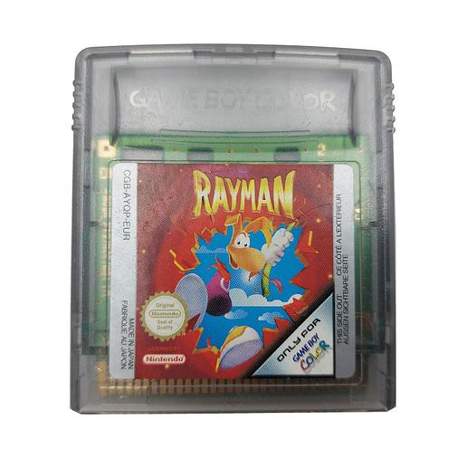 Rayman till Nintendo Gameboy Color