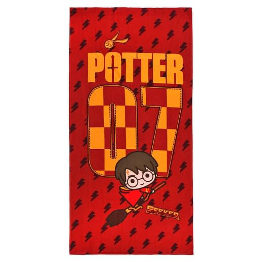 Harry Potter Quidditch Badlakan